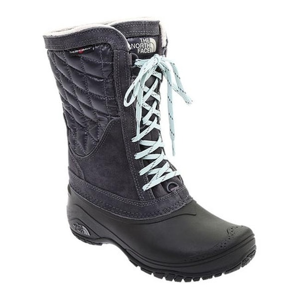 287c59dbe Shop The North Face Women's Thermoball Utility Mid Boot Shiny ...