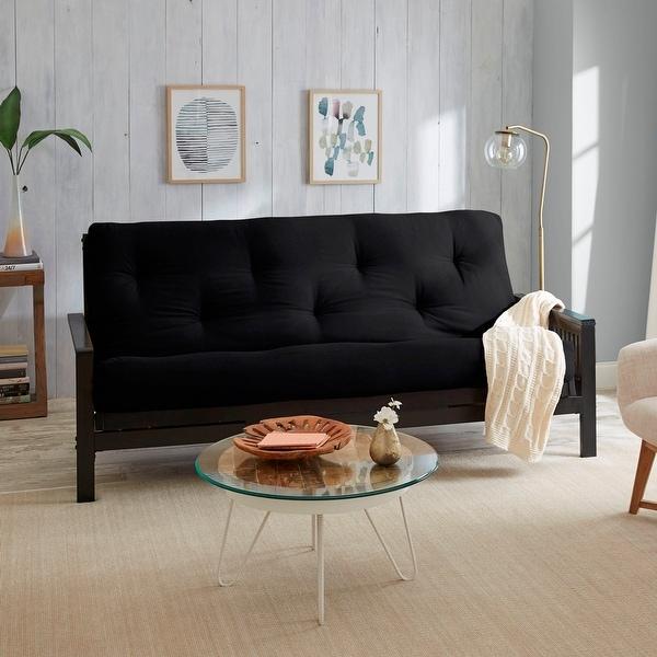 Porch & Den Hansen 8-inch Full-size Gel Memory Foam Futon Mattress