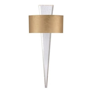 """Modern Forms WS-11310 Palladian 1 Light 24"""" Tall LED Bathroom Sconce"""
