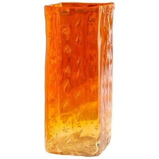 "Cyan Design 5853 16"" Large Fire Prism Vase"