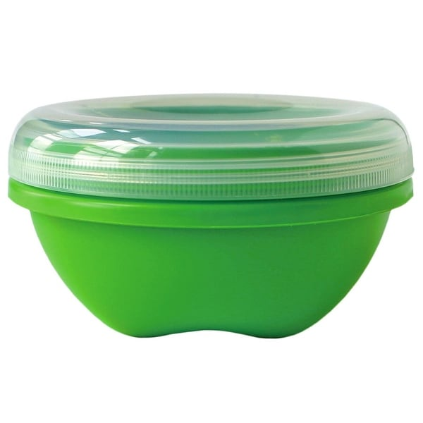 Preserve Food Storage Small Bowl 19 oz., Apple Green