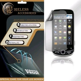 Wireless Accessories - Screen Protector for Samsung Intercept M910 - Clear