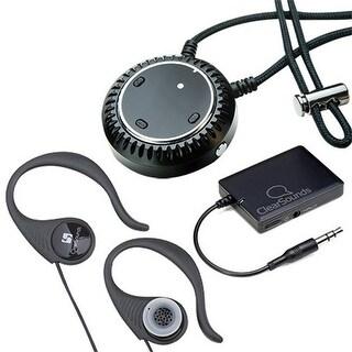 HC-QT4L-KIT3 Quattro 4.0 Lite Adaptive Bluetooth Neckloop Amplifier