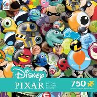 Disney Pixar Buttons 750 Piece Puzzle, Assorted Disney by Ceaco