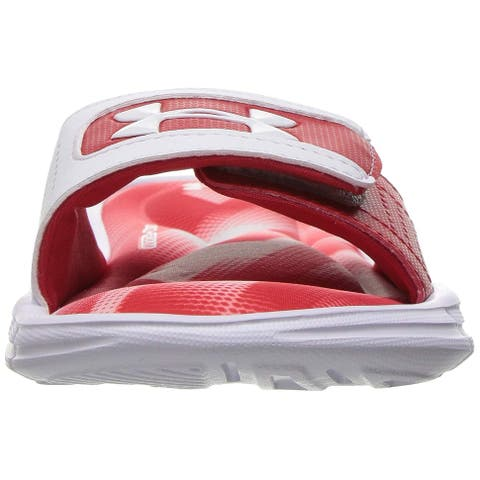 online retailer 9dd7c 5190a Under Armour Men s Ignite Banshee III Slide Athletic Sandal - 3 M US