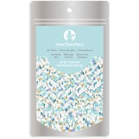 Sweet Tooth Fairy Born To Sparkle Bulk Sprinkles 8Oz-Sea Glass Mix