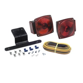Optronics Submersible Trailer Light Kit; Under 80in TL9RK