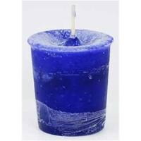 AzureGreen CVHCRE Creativity Herbal Votive Candle in Royal Blue