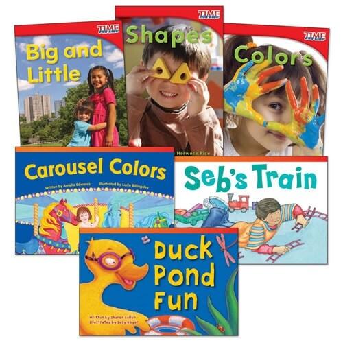 Basic Concepts Books - Set of 6
