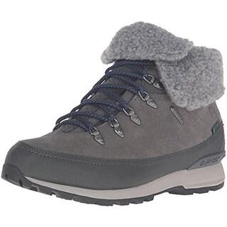 Hi-Tec Womens Kono Espresso Hiking Boots Suede Waterproof