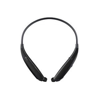 LG Tone HBS-835 Ultra Bluetooth Wireless Stereo Headset - Black