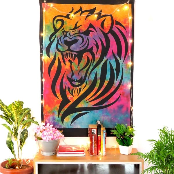 Psychedelic Tapestry Wall Art Yoga Poster Art Yoga Tapestry Yoga Wall Art Mandala Tapestry Affiche Buddha Wall Art Instant Download