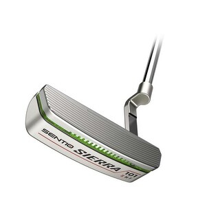 """Sentio Golf Sierra 101-S Soft Putter 35"""" Right Handed Only Green"""