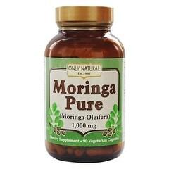 Only Natural Moringa Pure 90 Cap