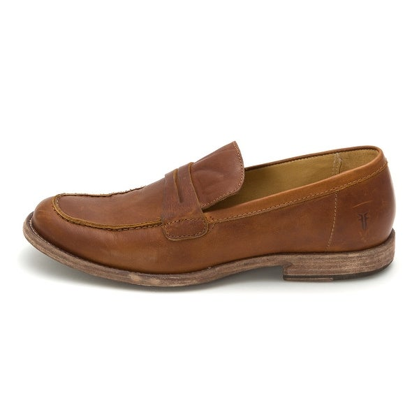 FRYE Mens Phillip Penny Slip On Casual Oxfords