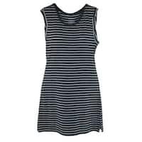 Boxercraft Women's Striped Sleep Tank Gown