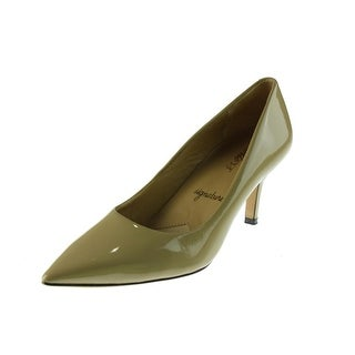Trotters Womens Alexa Solid Pointed Toe Pumps