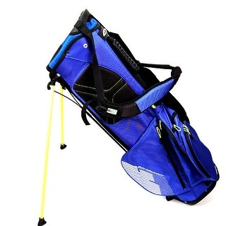 New Sun Mountain GS1 Stand Bag Royal / Black / Flash - royal / black / flash