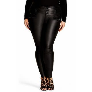 City Chic NEW Women's Size 22 Plus Deep Black Skinny Leggings Jeans|https://ak1.ostkcdn.com/images/products/is/images/direct/7a88604c17e2ed38b756ef4e57cb15f09cec9576/City-Chic-NEW-Women%27s-Size-22-Plus-Deep-Black-Skinny-Leggings-Jeans.jpg?impolicy=medium