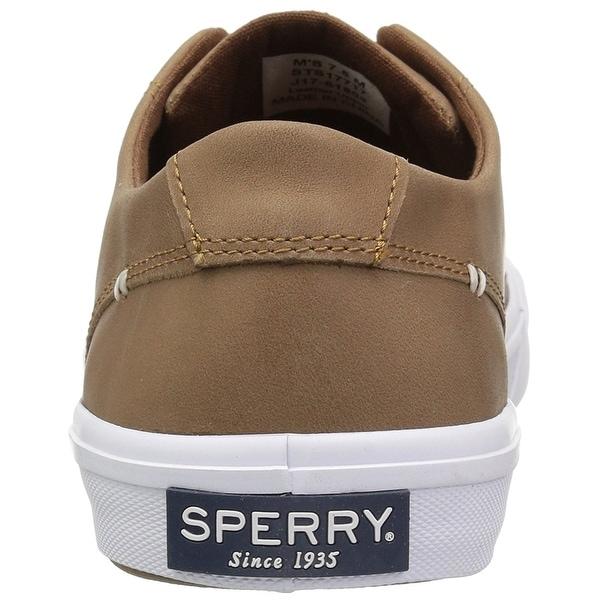 men's striper ii ltt leather sneaker