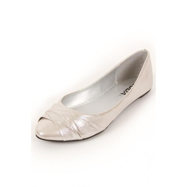 Soda Womens Icing Flats Shoes