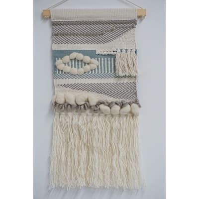 Macrame Wall Hanging - Exact Size