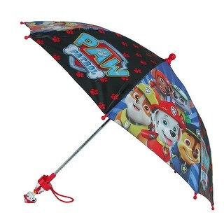 Nickelodeon Kid's Paw Patrol Umbrella with Character Handle