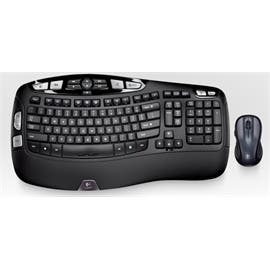 Logitech Keyboard and Mouse 920-002555 Wireless Wave Combo MK550 2.4GHz Retail