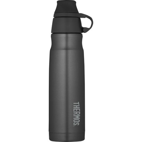 Thermos 17oz. Stainless Steel Carbonated Hydration Bottle - Smoke