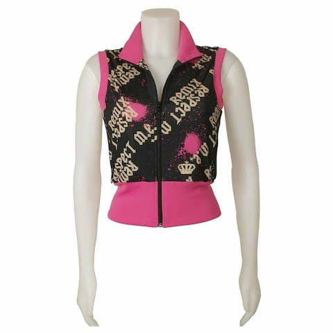 Adidas Womens Missy Respect Me Glam Casual Outerwear Vest