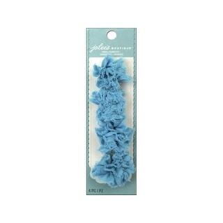 EK Jolee's Boutique Le Fleur Flower Mini Teal