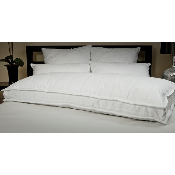 Cozy Classics 300 Thread Count Turtle Top Body Pillow. Opens flyout.