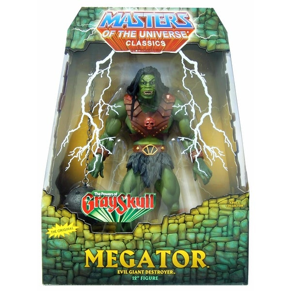 He-Man Masters Of The Universe Classics Action Figure Megator - multi