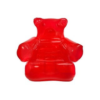 Inflatable Gummy Chair