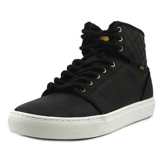 Vans Alomar AW Round Toe Canvas Sneakers