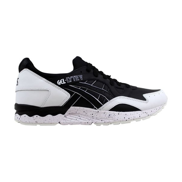 ASICS GEL LYTE V H6Q1L 9090 black white Womens Mens Running Shoes Sneakers Trainers H6Q1L 9090