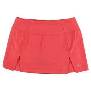 Alo Yoga Womens Unity Skirt Coral - S