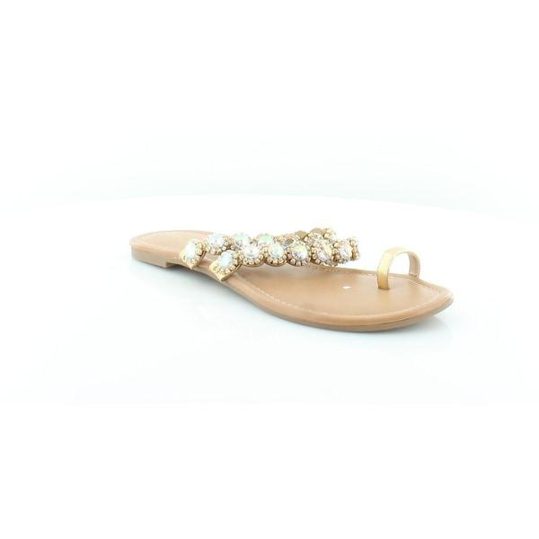 Thalia Sodi Joya Women's Sandals Gold