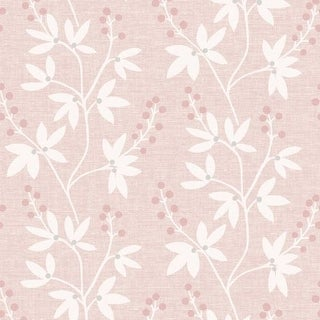 Brewster Green Vintage Botanical Wallpaper Free Shipping