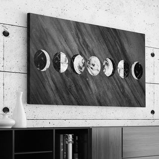 IKONICK Stone Phases Canvas Art