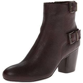 VANELi Womens Folly Ankle Boots Leather Textured|https://ak1.ostkcdn.com/images/products/is/images/direct/7a95d1d5afe24e184932bf396c5538295306076f/VANELi-Womens-Folly-Ankle-Boots-Leather-Textured.jpg?impolicy=medium
