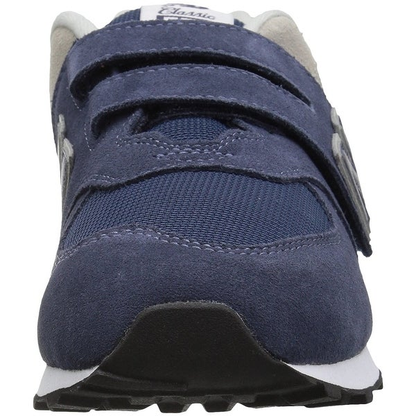 New Balance Kids 574v1 Essentials Hook and Loop Sneaker New Balance Kids/' 574v1 Essentials Hook and Loop Sneaker