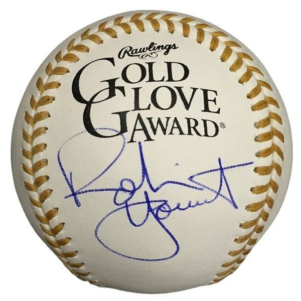 aa0c69c4 Shop Robin Yount Milwaukee Brewers Signed Rawlings Gold Glove Baseball JSA  - Free Shipping Today - Overstock - 14553195