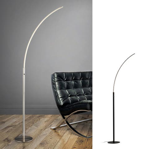 Horizon LED Arch Floor Lamp