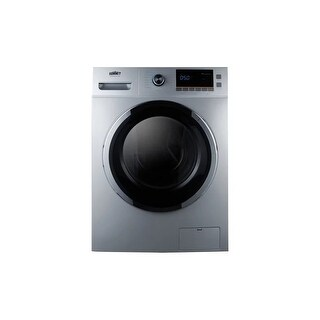 Summit SPWD2201 2.0 Cu. Ft. Washer Dryer Combo
