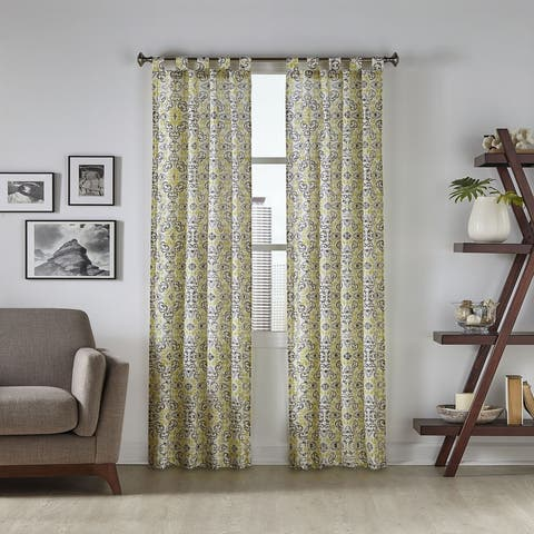 Pairs to Go Tiago 2-Pack Window Curtains