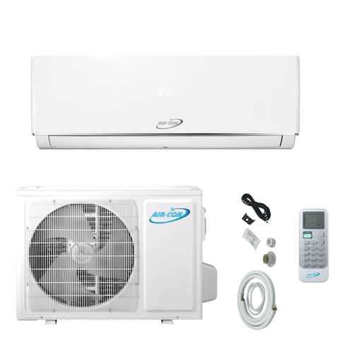 Air-Con Serene Series 12000 BTU Ductless Mini Split 230V Air Conditioner