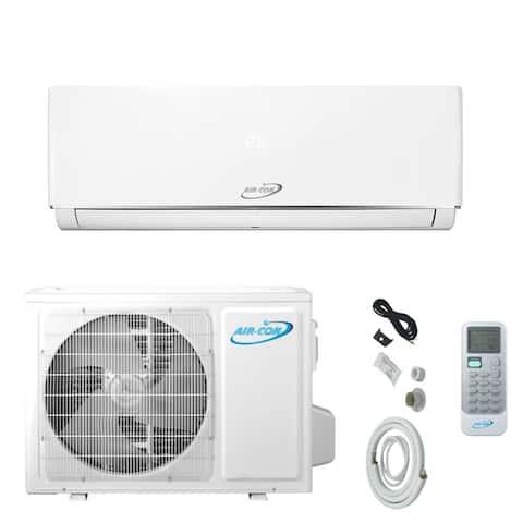 Air-Con Serene Series 18000 BTU Ductless Mini Split 230V Air Conditioner