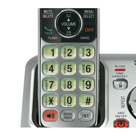 Vtech Cs6629-2 Cordless Phone With Caller Id/Call Waiting, 50 Name/Number