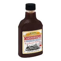 Mississippi Barbecue Sauce - Original - Case of 6 - 18 oz.